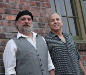 Randy Nicely & Randy Norris by Amy Larimer